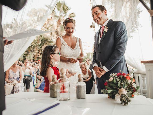 La boda de Vanesa y Oscar en Benalmadena Costa, Málaga 85