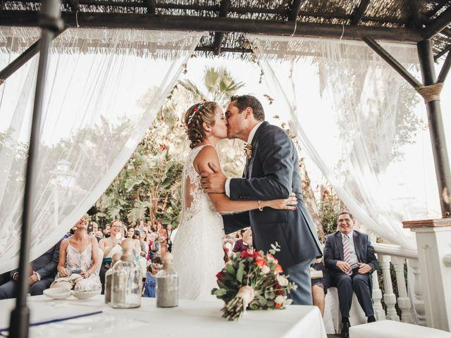 La boda de Vanesa y Oscar en Benalmadena Costa, Málaga 90
