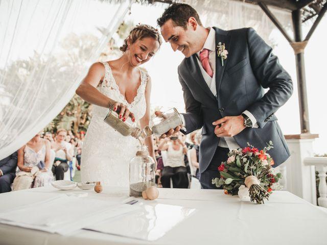 La boda de Oscar y Vanesa
