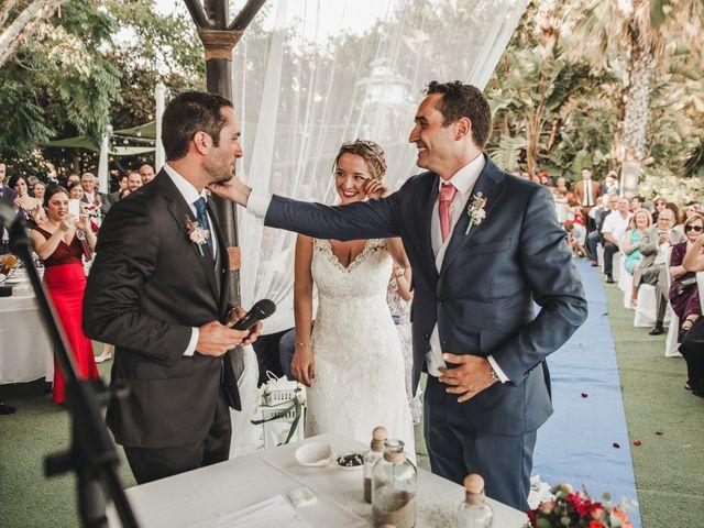 La boda de Vanesa y Oscar en Benalmadena Costa, Málaga 93