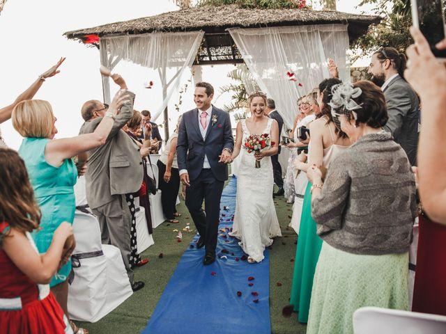 La boda de Vanesa y Oscar en Benalmadena Costa, Málaga 94
