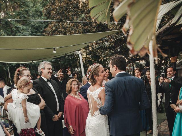 La boda de Vanesa y Oscar en Benalmadena Costa, Málaga 97