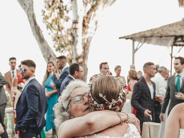 La boda de Vanesa y Oscar en Benalmadena Costa, Málaga 98