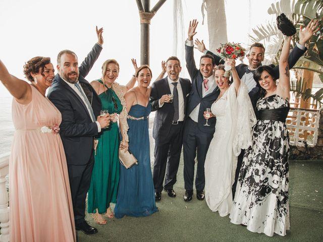 La boda de Vanesa y Oscar en Benalmadena Costa, Málaga 101
