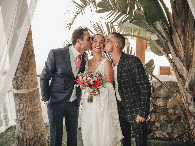 La boda de Vanesa y Oscar en Benalmadena Costa, Málaga 102