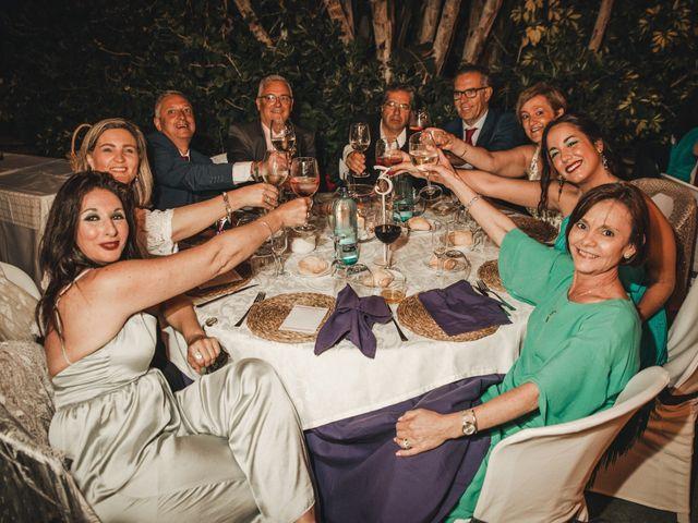 La boda de Vanesa y Oscar en Benalmadena Costa, Málaga 108