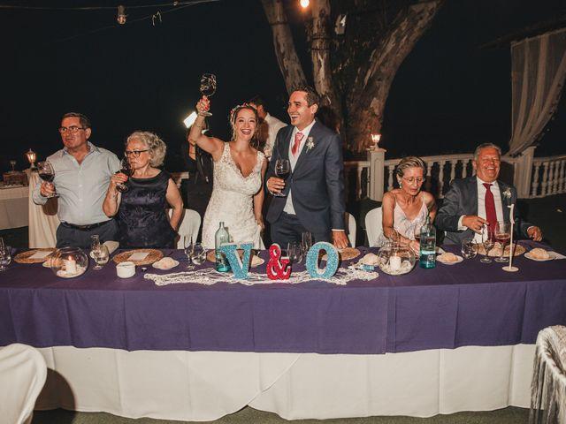 La boda de Vanesa y Oscar en Benalmadena Costa, Málaga 109