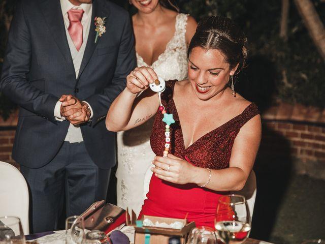 La boda de Vanesa y Oscar en Benalmadena Costa, Málaga 110