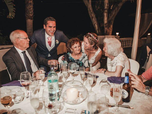 La boda de Vanesa y Oscar en Benalmadena Costa, Málaga 113
