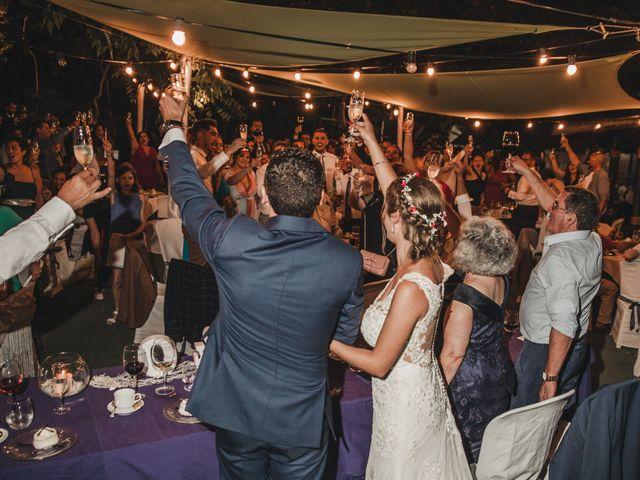 La boda de Vanesa y Oscar en Benalmadena Costa, Málaga 115