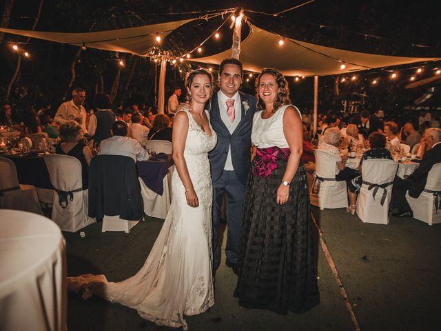 La boda de Vanesa y Oscar en Benalmadena Costa, Málaga 117