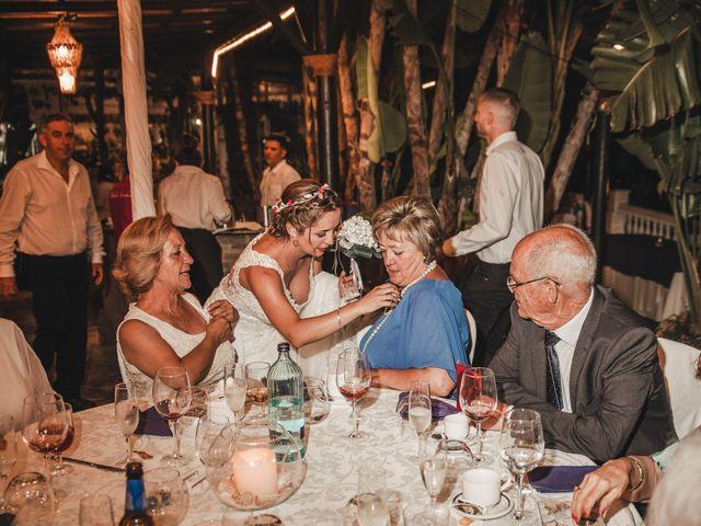 La boda de Vanesa y Oscar en Benalmadena Costa, Málaga 118
