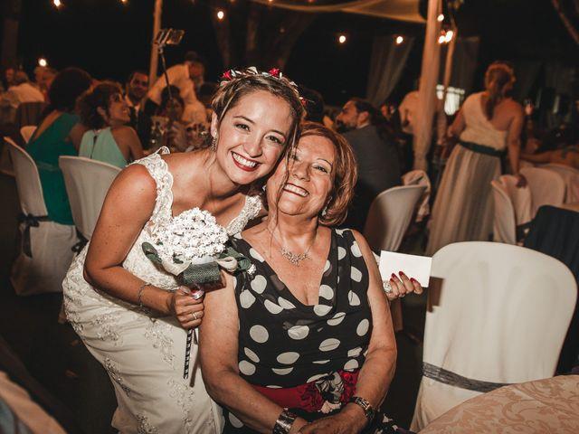 La boda de Vanesa y Oscar en Benalmadena Costa, Málaga 120