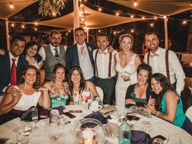 La boda de Vanesa y Oscar en Benalmadena Costa, Málaga 121
