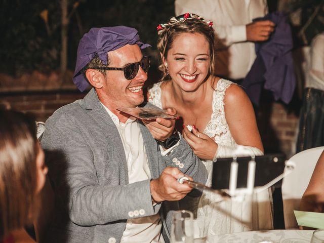 La boda de Vanesa y Oscar en Benalmadena Costa, Málaga 124