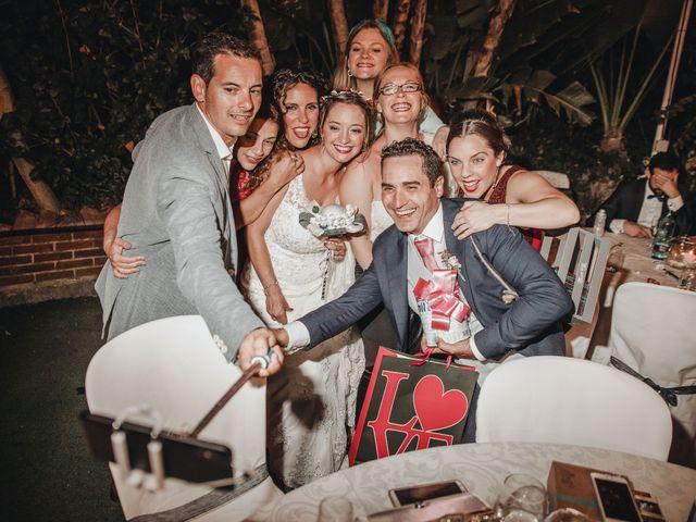 La boda de Vanesa y Oscar en Benalmadena Costa, Málaga 126