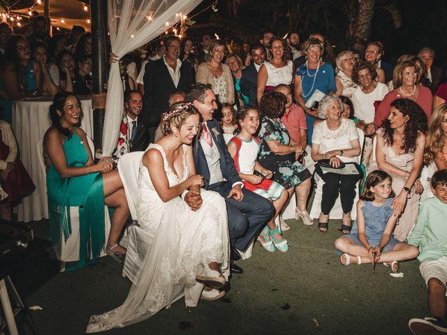 La boda de Vanesa y Oscar en Benalmadena Costa, Málaga 128