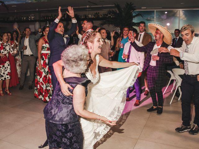 La boda de Vanesa y Oscar en Benalmadena Costa, Málaga 133