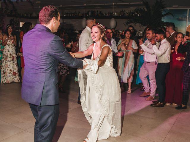 La boda de Vanesa y Oscar en Benalmadena Costa, Málaga 134