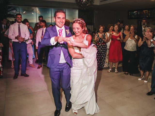 La boda de Vanesa y Oscar en Benalmadena Costa, Málaga 135