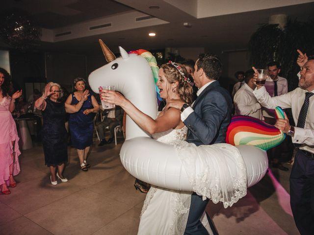 La boda de Vanesa y Oscar en Benalmadena Costa, Málaga 148