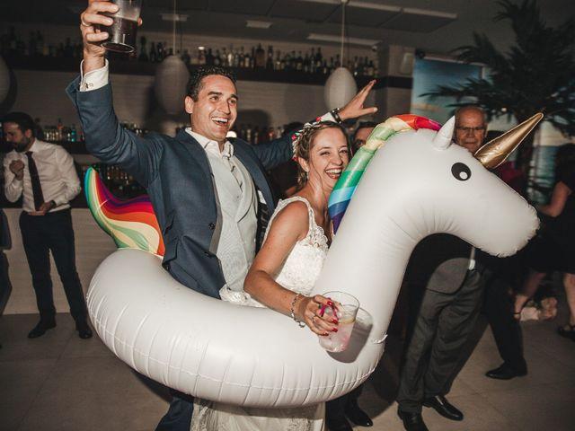 La boda de Vanesa y Oscar en Benalmadena Costa, Málaga 149
