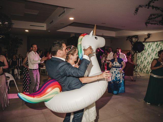 La boda de Vanesa y Oscar en Benalmadena Costa, Málaga 150