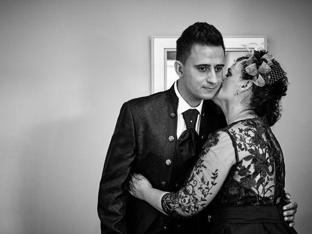 La boda de Alfonso y Sonia en Outes, A Coruña 10