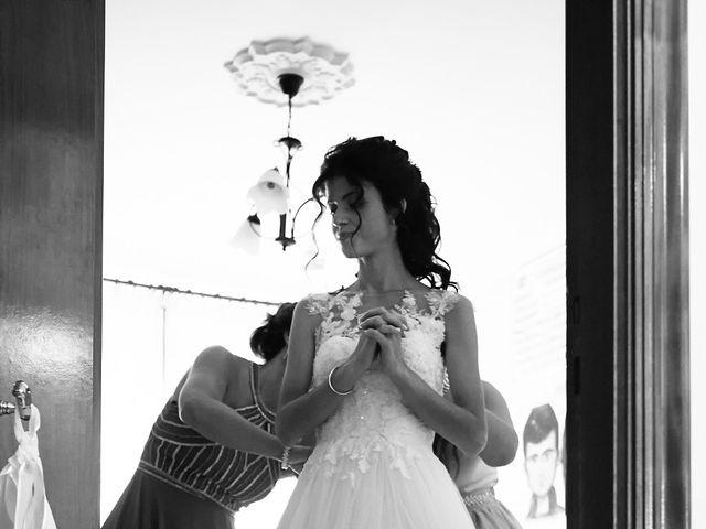 La boda de Alfonso y Sonia en Outes, A Coruña 15
