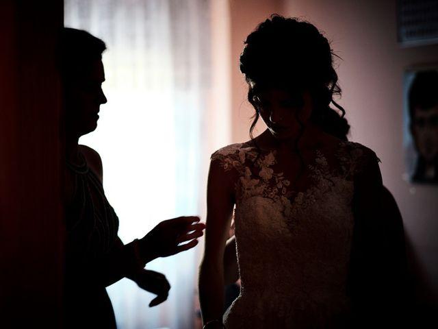 La boda de Alfonso y Sonia en Outes, A Coruña 17