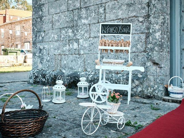 La boda de Alfonso y Sonia en Outes, A Coruña 26