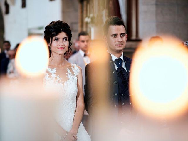 La boda de Alfonso y Sonia en Outes, A Coruña 28