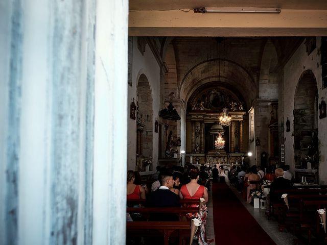 La boda de Alfonso y Sonia en Outes, A Coruña 29