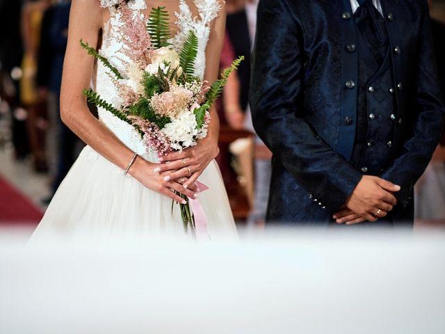 La boda de Alfonso y Sonia en Outes, A Coruña 31