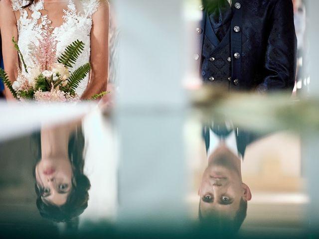 La boda de Alfonso y Sonia en Outes, A Coruña 32