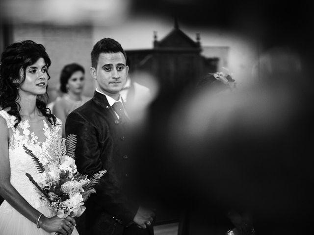La boda de Alfonso y Sonia en Outes, A Coruña 33