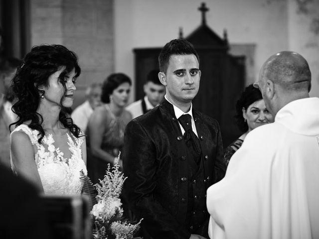 La boda de Alfonso y Sonia en Outes, A Coruña 34