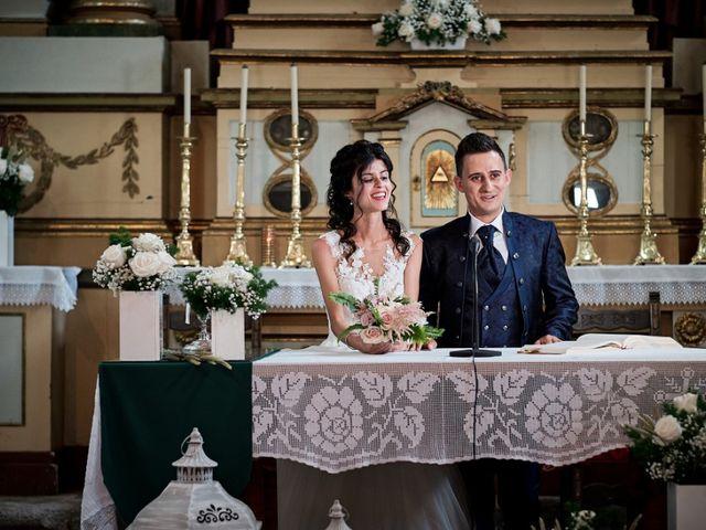 La boda de Alfonso y Sonia en Outes, A Coruña 36