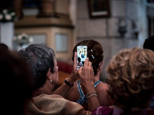 La boda de Alfonso y Sonia en Outes, A Coruña 37