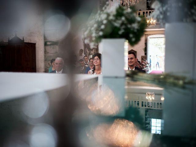 La boda de Alfonso y Sonia en Outes, A Coruña 38