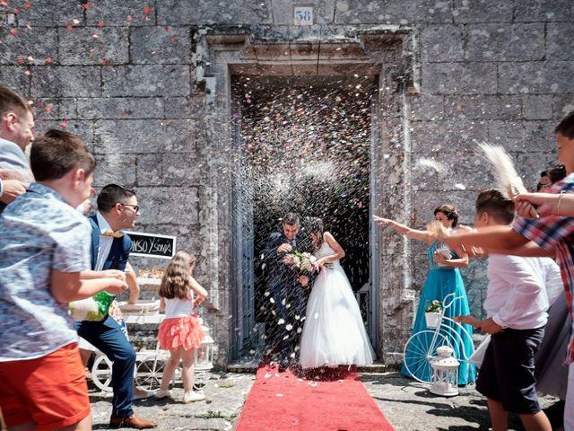 La boda de Alfonso y Sonia en Outes, A Coruña 39