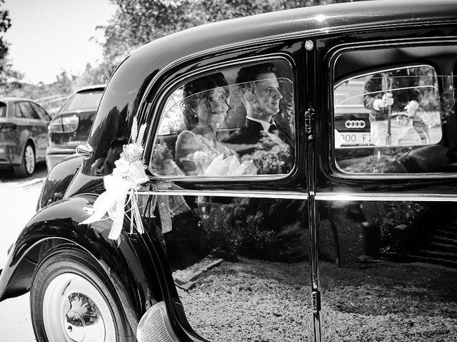 La boda de Alfonso y Sonia en Outes, A Coruña 45