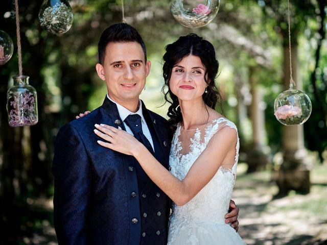 La boda de Alfonso y Sonia en Outes, A Coruña 46
