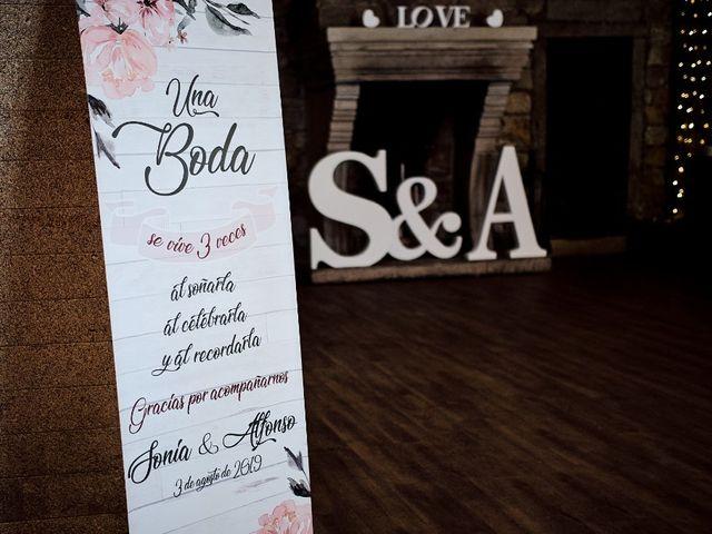 La boda de Alfonso y Sonia en Outes, A Coruña 48