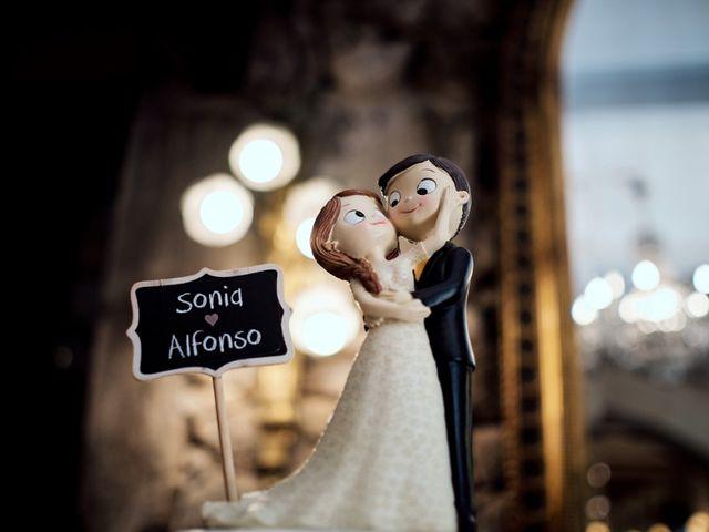 La boda de Alfonso y Sonia en Outes, A Coruña 50