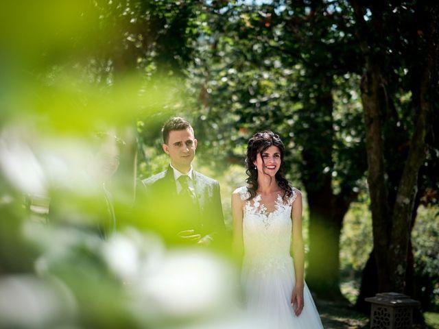 La boda de Alfonso y Sonia en Outes, A Coruña 51