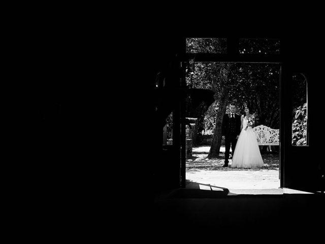 La boda de Alfonso y Sonia en Outes, A Coruña 52