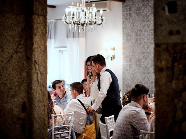 La boda de Alfonso y Sonia en Outes, A Coruña 56