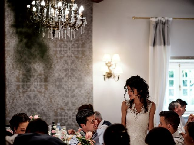 La boda de Alfonso y Sonia en Outes, A Coruña 57