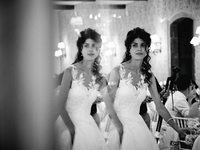 La boda de Alfonso y Sonia en Outes, A Coruña 63